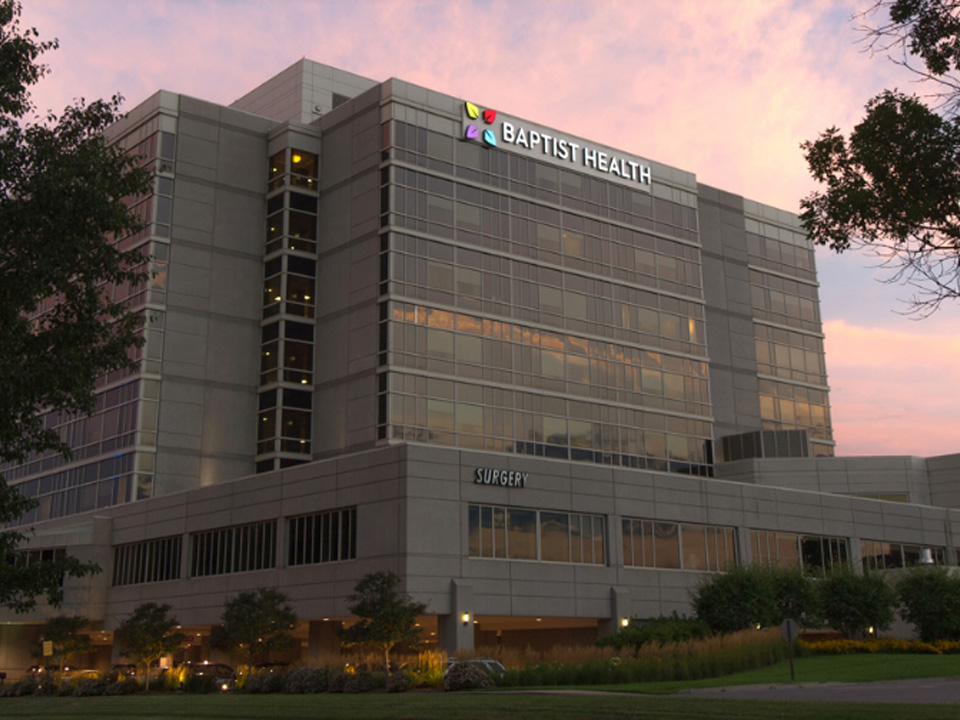 JFF Announces Medical Gift to Baptist Health Hospital